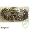 Jewish Chaplain Paratrooper Wing Sterling
