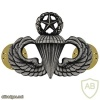 Army Parachutist Badge - Master