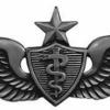 Army Flight Surgeon Badge Senior