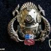 Peru Navy Senior diver badge ( gold ) img40754