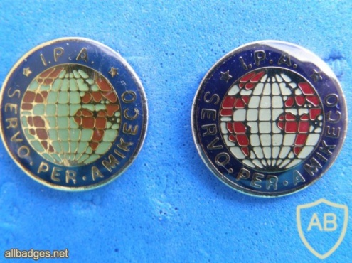 IPA (International Police Association) different pins img41609