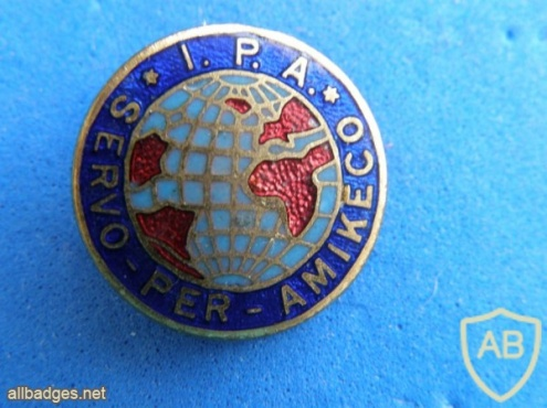 IPA (International Police Association) different pins img41607