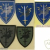 European Corps (Eurocorps) patches img42572