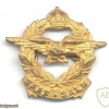 SOUTH AFRICA - South African Air Force Corps Collar Badge, 1926-1959