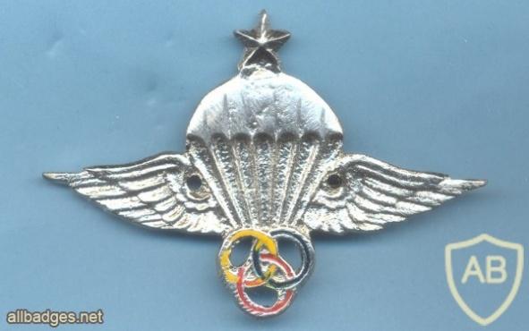 YEMEN ARAB REPUBLIC Parachute Instructor wings img43322