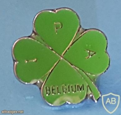 סמל I.P.A BELGIUM - אירגון השוטרים הבינלאומי  סניף בלגיה img44523