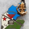 French Foreign Legion 6th Engineer Regiment 1st Company pocket badge, Operation LA DOUDA 1989