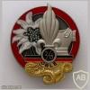 French Foreign Legion 13th Demi Brigade 2nd Battalion pocket badge