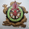 French Foreign Legion 64th Repair Company pocket badge