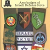 New catalog of Israeli Army shoulder badges img46002
