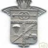 """ITALY """"Folgore"""" Parachute Brigade, Airborne Logistics Battalion pocket badge"""