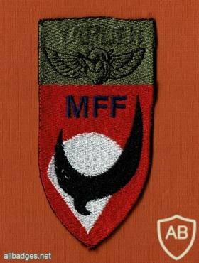 עוצבת האש יחידת מגלן  צניחה חופשית צבאית img47493