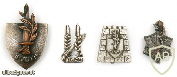 Collection of Pins – Haganah and Palmach img47979
