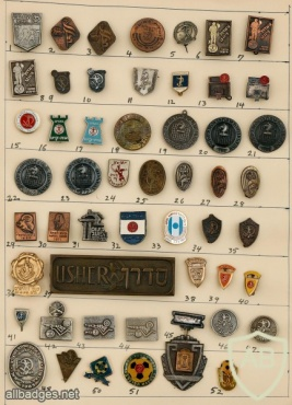 "Collection of Pins – ""Hapoel"" Sport Association img48030"