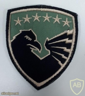 KOSOVO Army sleeve patch img48015