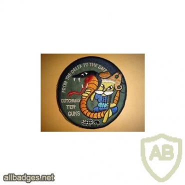 7th Squadron 1st Cavalry Regiment B TROOP DUTCHMASTER GUNS patch img48649