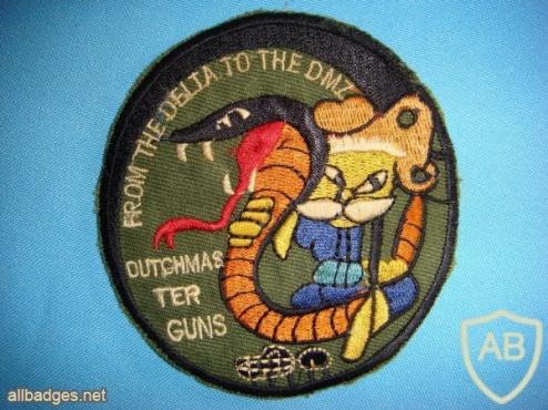 7th Squadron 1st Cavalry Regiment B TROOP DUTCHMASTER GUNS patch img48765
