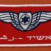 כנפי טייס של טייס מדמה אויב בשם ראשיד טייסת- 115 - ביום אויב הטייסת האדומה