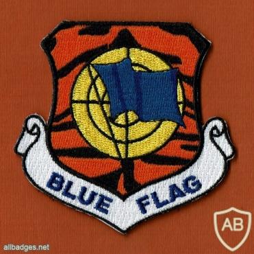 התרגיל הבינלאומי BLUE FLAG- 2017 img49531