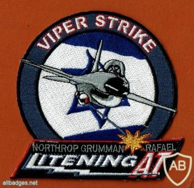 VIPER STRIKE POD LITENING AT (advanced targeting) img50644