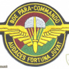 BELGIUM Army Para-Commando Brigade sleeve patch (1991-2003)