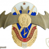 "Belarus Army ""80 years of military intelligence"" badge"