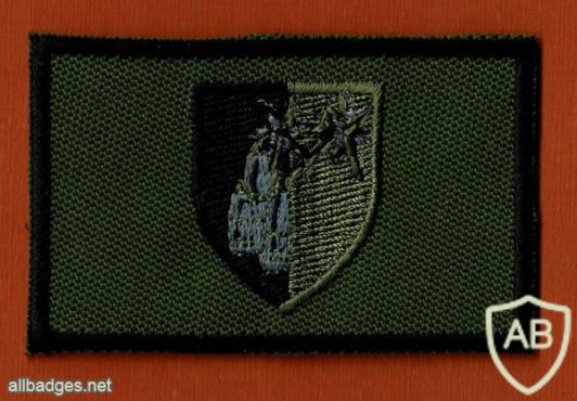 עוצבת עמוד האש - אגד ארטילרי- 215 img54105