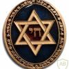 Hai symbol in Magen David img56216