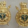 Rhodesian Army Intelligence Beret Collar Badges