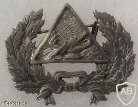Bolivian Army Intelligence badge img57759