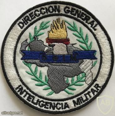 Venezuela - General Directorate Military Intelligence Patch img58174