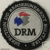 France - Directorate of Military Intelligence (DRM) Patch