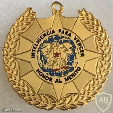 Venezuela Bolivarian Intelligence Service (SEBIN) Medal img58416