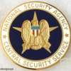 U.S. NSA Central Security Service Identification Badge