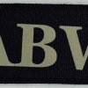 Poland - ABW Tactical Vest Patch (Front) img58481