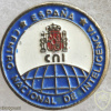 Spain - National Intelligence Center (CNI) Pin