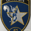 Switzerland - Air Force - Intelligence Section 6, 61 Coy Patch