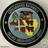 France - Gendarmerie - Intelligence Cell (Pyrénées-Atlantiques) Patch