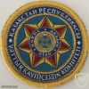Kazakhstan State Security (YKK) Patch