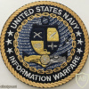 US Navy Information Warfare Patch