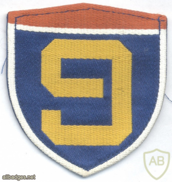 JAPAN Ground Self-Defense Force (JGSDF) - 9th Division (Infantry), Logistic Support units sleeve patch img59513