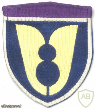 JAPAN Ground Self-Defense Force (JGSDF) - 8th Division (Infantry), Transportation units sleeve patch img59522