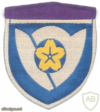 JAPAN Ground Self-Defense Force (JGSDF) - 12th Division (Infantry), Transportation units sleeve patch img59526