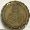 United States Military European Command Headquarters Counterintelligence Challenge Coin img60671