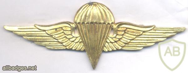 SUDAN Parachutist wings img61179