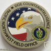 US Department of Energy Counter Intelligence Pacific Northwest Field Office 2017